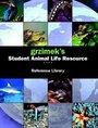 Grzimeks Student Animal Life Resource cover