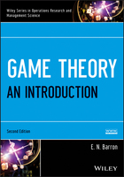 Game Theory, ed. 2: An Introduction