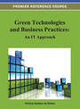 Green Technologies and Business Practices: An IT Approach cover