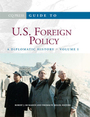 Guide to U.S. Foreign Policy: A Diplomatic History cover