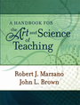 A Handbook for the Art and Science of Teaching cover