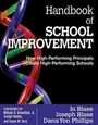 Handbook of School Improvement: How High-Performing Principals Create High-Performing Schools cover