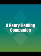 A Henry Fielding Companion