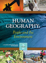 Human Geography: People and the Environment cover