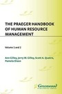 The Praeger Handbook of Human Resource Management cover