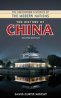 The History of China, ed. 2 cover