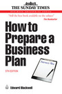 How to Prepare a Business Plan, ed. 5 cover
