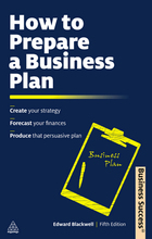 How to Prepare a Business Plan, ed. 5