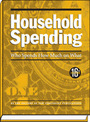 Household Spending, ed. 16: Who Spends How Much on What cover