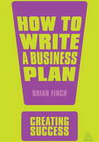 How to Write a Business Plan, ed. 4