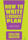 How to Write a Business Plan, ed. 4 cover