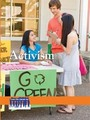 Activism cover
