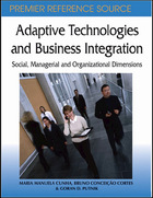 Adaptive Technologies and Business Integration: Social, Managerial, and Organizational Dimensions