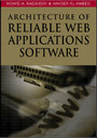 Architecture of Reliable Web Applications Software cover