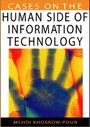 Cases on the Human Side of Information Technology cover