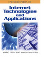 Encyclopedia of Internet Technologies and Applications cover