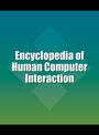 Encyclopedia of Human Computer Interaction cover
