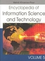 Encyclopedia of Information Science and Technology cover