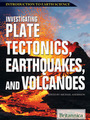 Investigating Plate Tectonics, Earthquakes, and Volcanoes cover