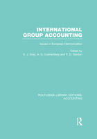 International Group Accounting: Issues in European Harmonization