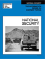 National Security, ed. 2009 cover