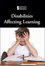 Disabilities Affecting Learning cover