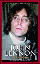 a biography of john lenon a musician