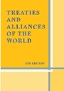 Treaties and Alliances of the World, ed. 8 cover
