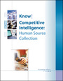 Know! Competitive Intelligence: Human Source Collection cover