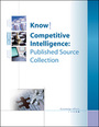 Know! Competitive Intelligence: Published Source Collection cover
