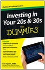 Investing in Your 20s & 30s For Dummies� cover