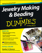 Jewelry Making and Beading For Dummies   , ed. 2
