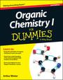 Organic Chemistry I For Dummies�, ed. 2 cover