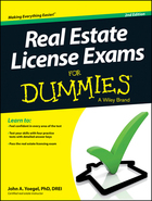 Real Estate License Exams For Dummies   , ed. 2