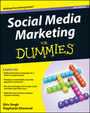 Social Media Marketing For Dummies�, ed. 2 cover