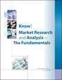 Know! Market Research and Analysis -- The Fundamentals cover