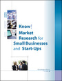 Know! Market Research for Small Businesses and Start-ups cover