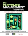 Customer Management Scorecard cover