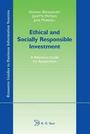 Ethical and Socially Responsible Investment: A Reference Guide for Researchers cover