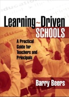 Learning-Driven Schools: A Practical Guide for Teachers and Principals image