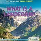 What Is a Landform? image