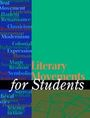 Literary Movements for Students, ed. 2: Presenting Analysis, Context, and Criticism on Literary Movements cover