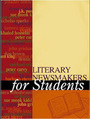 Literary Newsmakers for Students, Vol. 2 cover