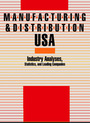 Manufacturing and Distribution USA, ed. 4: Industry Analyses, Statistics and Leading Companies cover