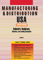 Manufacturing & Distribution USA, ed. 7: Industry Analyses, Statistics and Leading Companies cover