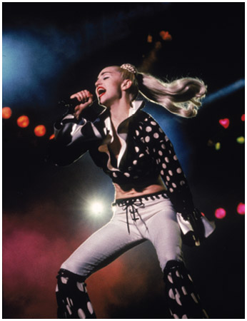 Madonnas success helped open doors for women in the mostly male world of rock and roll.