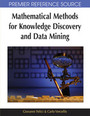 Mathematical Methods for Knowledge Discovery and Data Mining cover