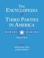 Encyclopedia of Third Parties in America cover