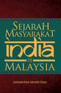 Sejarah Masyarakat India di Malaysia, Vol. 1 cover