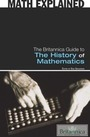 The Britannica Guide to the History of Mathematics cover